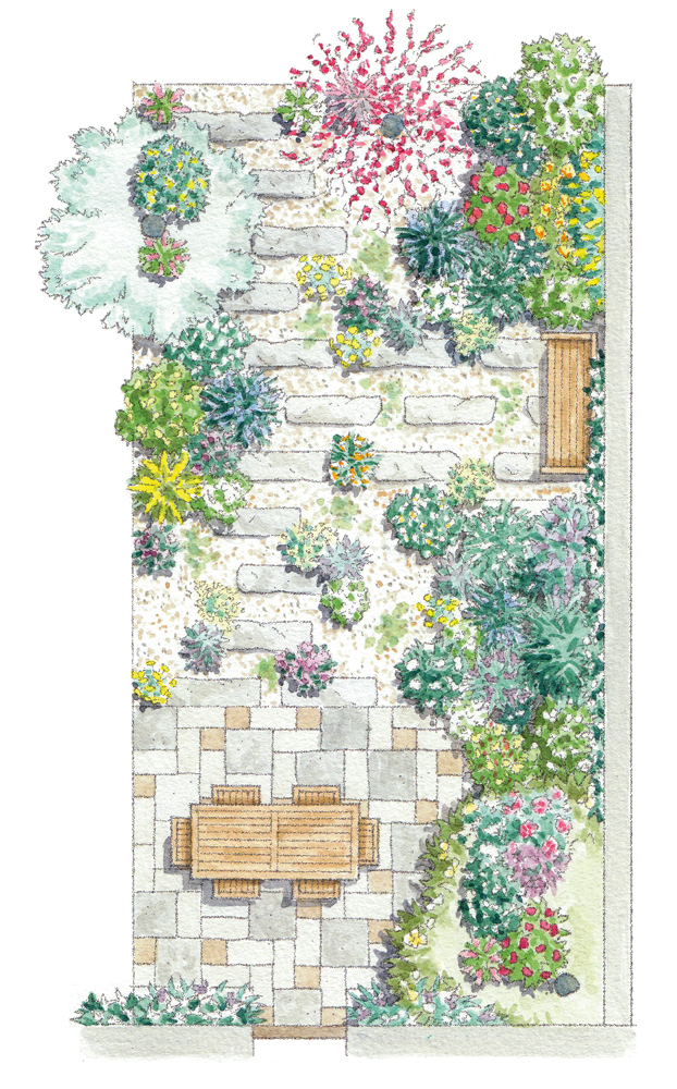 Gravel Garden Illustration_2